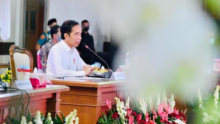 Presiden RI Jokowi (Laily Rachev - Biro Pers Sekretariat Presiden)