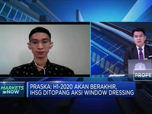 Analisis Dampak Sentimen Reshuffle Kabinet Bagi Pasar Modal