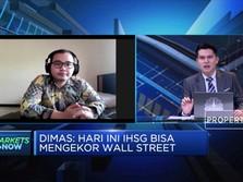 Awali Perdagangan Q3-2020, IHSG Dibuka Menguat