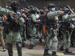 Hong Kong Membara Lagi, 2.000 Pasukan Huru Hara Siap Siaga!
