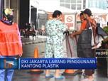 DKI Jakarta Larang Penggunaan Kantong Plastik