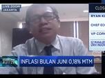 Ekonom BNI: Inflasi Juni 0,18%, Indikasi Membaiknya Ekonomi