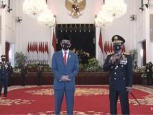 HUT Bhayangkara, Jokowi ke Polisi: Awas Kebakaran Hutan
