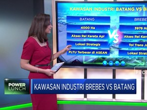 Kawasan Industri Brebes VS Batang