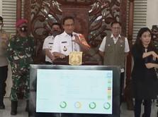 PSBB Jakarta Diperpanjang, Pasar Hingga KRL Diawasi Ketat