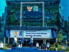 Anak Buah Prabowo Sindir Projo yang Minta Jatah Bos BUMN