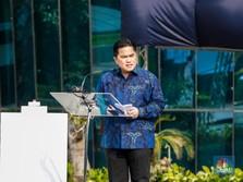 Projo ke Erick: Perbanyak Relawan Jokowi Jadi Komisaris BUMN!