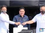 Erick Gandeng IFC, Direksi BUMN Gak Bisa 'Bandel' soal GCG