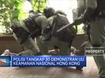 Polisi Tangkap 30 Demonstran UU Keamanan Nasional Hong Kong