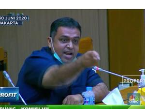 Rapat Bahas Utang, DPR & Mind ID 'Panas'