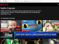 Siap-siap! Biaya Langganan Netflix Bakal Naik