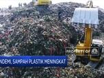 Waduh! Selama Pandemi Sampah Plastik Meningkat di DKI Jakarta