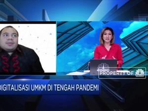Begini Strategi SEA Indonesia Dorong Digitalisasi Sektor UMKM
