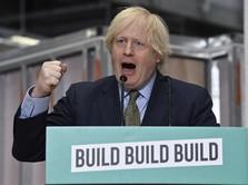 Berhasil Sembuh dari Covid, Ini Pesan PM Inggris buat Trump