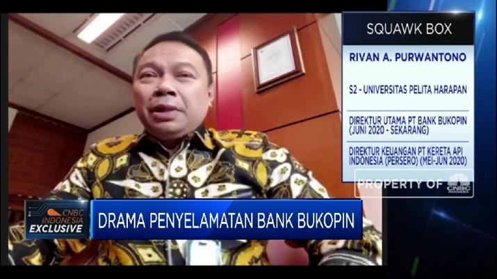 Bos BBKP: Kuasai 37% Saham, Kookmin Bank Jadi PSP Bukopin (CNBC Indonesia TV)