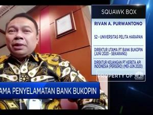 Bos BBKP: Kuasai 37% Saham, Kookmin Bank Jadi PSP Bukopin