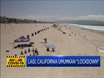 California Kembali Berlakukan Lockdown