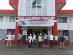 Komite BPH Migas & Komisi VII DPR RI Inspeksi BBM ke Ambon