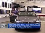 Geser Toyota, Tesla Jadi Penguasa Otomotif Terbesar di Dunia