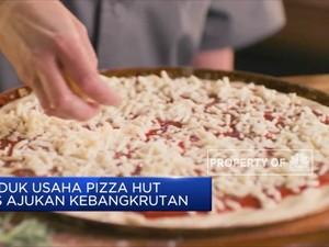 Induk Usaha Pizza Hut AS Ajukan Proteksi Kebangkrutan