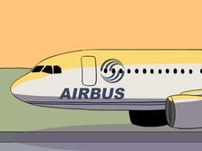 Keren.. Airbus Sukses Terbangkan A350 Tanpa Pilot!