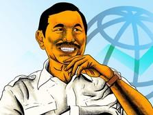 Istana: Jokowi Pede Luhut Mampu Turunkan Corona di 9 Provinsi