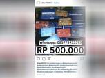 Kacau! Rekening Bank Dijual di Tokopedia Sampai Shopee