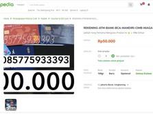 Kacau! e-KTP Aspal di Balik Pembuatan Rekening Bank Ilegal