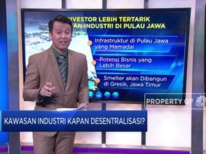 Kawasan Industri Kapan Desentralisasi?