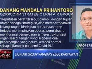Lion Air Group Pangkas 2.600 Karyawan