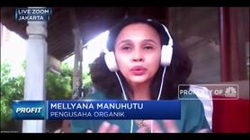 Pandemi, Melly Manuhutu: Permintaan Pangan Organik Naik 300%