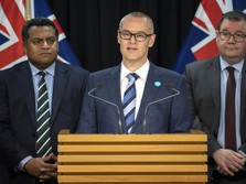 Malu Gagal Urusi Corona, Menkes Selandia Baru Mundur
