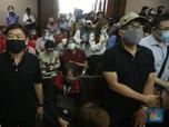 Potret Ratusan Nasabah KSP Indosurya Geruduk PN Jakpus