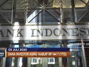 Dana Asing 'Kabur' Rp 144 T Hingga 105 P2P Bodong Diciduk
