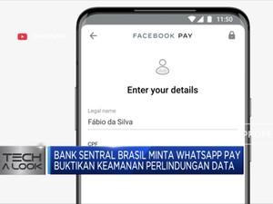 Bank Sentral Brasil Minta Bukti Keamanan WhatsApp Pay
