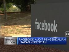 Facebook Audit Pengendalian Ujaran Kebencian