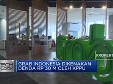 Grab Indonesia Dikenakan Denda Rp 30 M Oleh KPPU
