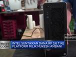 Intel Suntikkan Dana Rp 3,6 T ke Platform Milik Mukesh Ambani