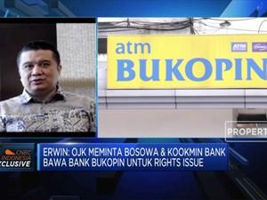 Kookmin Bank Bakal Kuasai 67% Saham Bukopin ? Ini Kata Bosowa