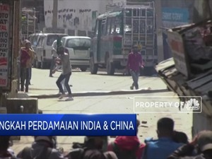 Langkah Perdamaian India dan China