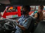 Orang Ngeri Naik Angkot, 50% Operator Mati Suri!