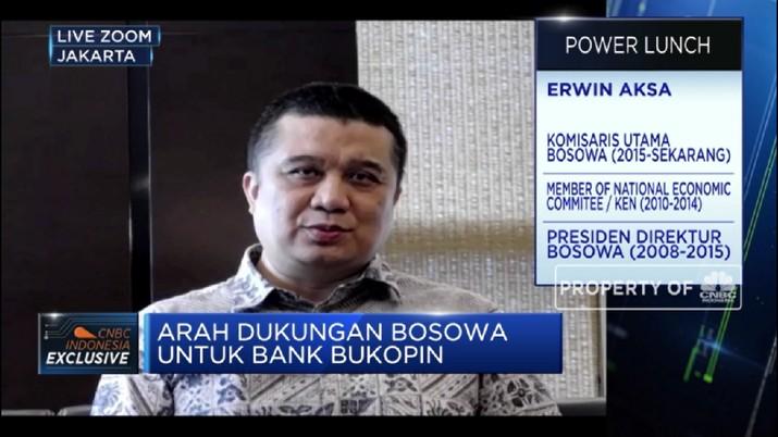 Pertahankan 23% Kepemilikan Bukopin, Bosowa Setor Rp 193 M (CNBC Indonesia TV)