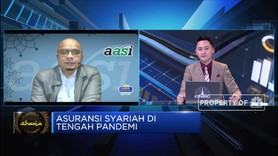 Sistem Permasaran, Tantangan Asuransi Syariah Kala Pandemi
