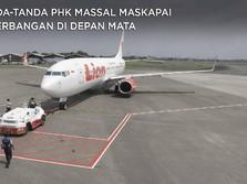 Maskapai Penerbangan PHK Massal, Ini Tanda-Tandanya