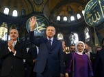 Anti Mainstream! Bank Sentral Turki Kerek Suku Bunga Jadi 17%