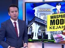 Waspada Modus Baru Kejahatan Bank
