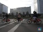 Catat! Anies Buka Kawasan Khusus Pesepeda di 5 Daerah Jakarta