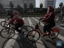 Harga Sepeda 'Digoreng', Produsen Kompak Tak Naikkan Harga