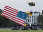 Angin Segar Joe Biden! Ekonomi AS Tumbuh 6,4% di Q1 2021