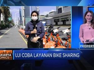 Asyik! Jakarta Punya Bike Sharing